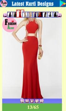 Latest Long Dress Designs screenshot 10