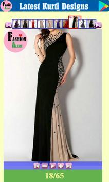 Latest Long Dress Designs screenshot 2