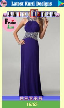 Latest Long Dress Designs screenshot 6