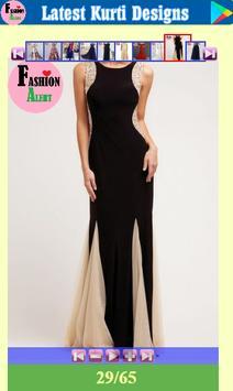 Latest Long Dress Designs screenshot 8