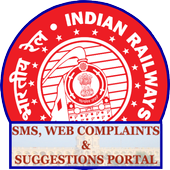 Indian Railway Complaint & Suggestion icon