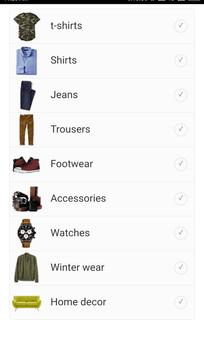Online shopping app all in one screenshot 4