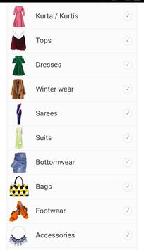 Online shopping app all in one screenshot 5
