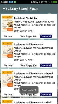 NSDC eBook Reader: Kaushal ePustakalaya screenshot 11