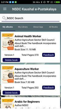 NSDC eBook Reader: Kaushal ePustakalaya screenshot 6