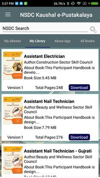 NSDC eBook Reader: Kaushal ePustakalaya screenshot 7