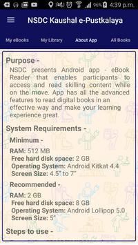NSDC eBook Reader: Kaushal ePustakalaya screenshot 9