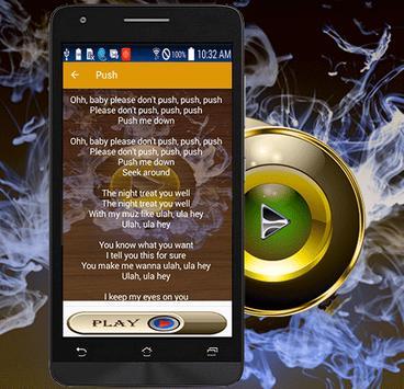 Akcent Song Kamelia screenshot 3