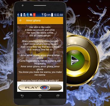 Akcent Song Kamelia screenshot 4