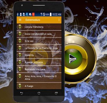 Extremoduro Musica y Letras screenshot 2
