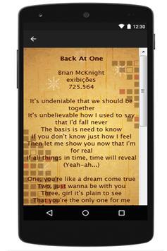 Brian McKnight Lyrics screenshot 2
