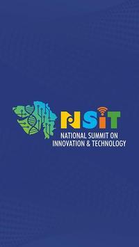 NSIT - Vibrant Gujarat poster