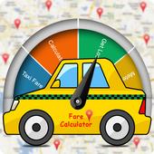 Taxi Fare Calculator icon