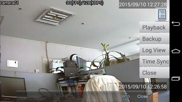CAM NAVI-K screenshot 3