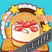Tutorial Cookie Jam icon