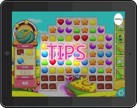 Tutorial Cookie Jam screenshot 1