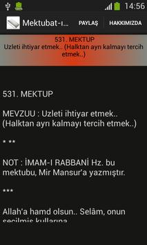 Mektubat-ı Rabbani screenshot 6