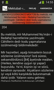 Mektubat-ı Rabbani screenshot 2