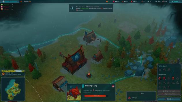 North Settlement Simulator apk screenshot