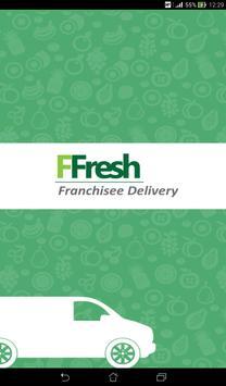 FFresh Delivery poster