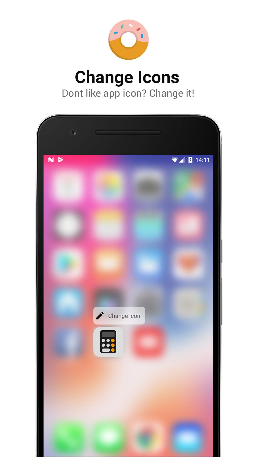 OS 11 Launcher - Phone X Style for Android - APK Download