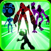 Galaxy Hero Ben Alien icon