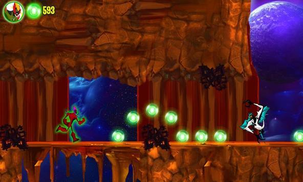 Galaxy Hero Ben Alien screenshot 3