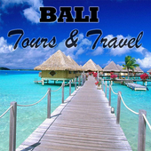 bali tours and travel icon