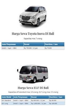 bali tours and travel screenshot 5