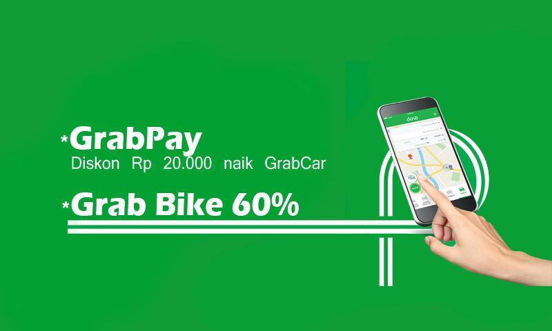 grab promo code for Android - APK Download