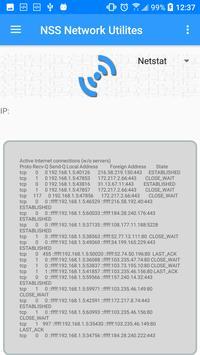 NSS Network Utilities screenshot 4