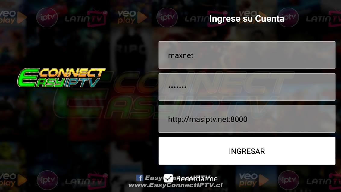 EASY CONNECT IPTV for Android - APK Download