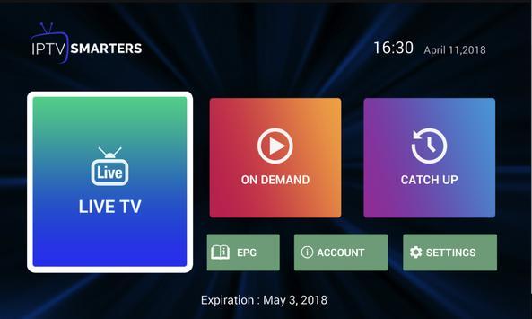 Poster IPTV Smarters Pro