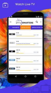 7 Schermata IPTV Smarters