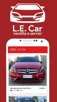 LE Car Mariano Comense poster