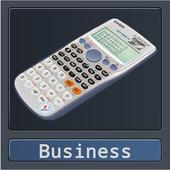 高級計算器fx 991 es plus和570 ms plus 圖標