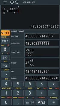 高級計算器fx 991 es plus和570 ms plus 海報