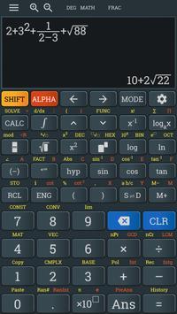 高級計算器fx 991 es plus和570 ms plus 截圖 1