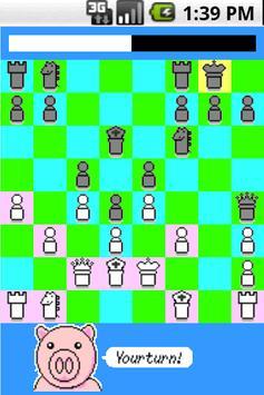 Chess of MARU YON poster