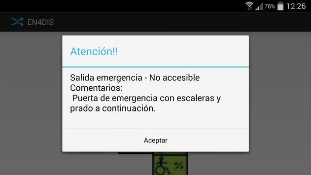 EN4DIS apk screenshot