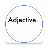 Adjective icon