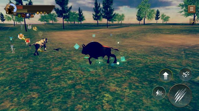 Angry Buffalo  Bison Survival Adventure screenshot 4