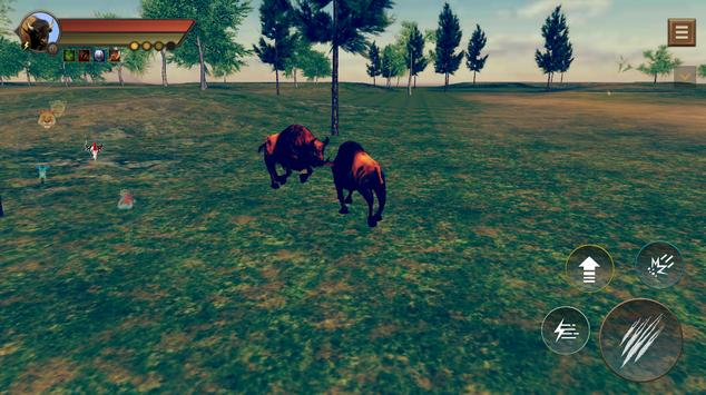 Angry Buffalo  Bison Survival Adventure screenshot 5