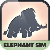 Wild Elephant Survival Adventure icon