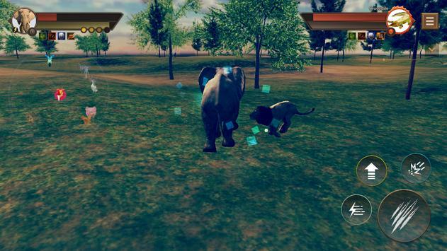 Wild Elephant Survival Adventure screenshot 3