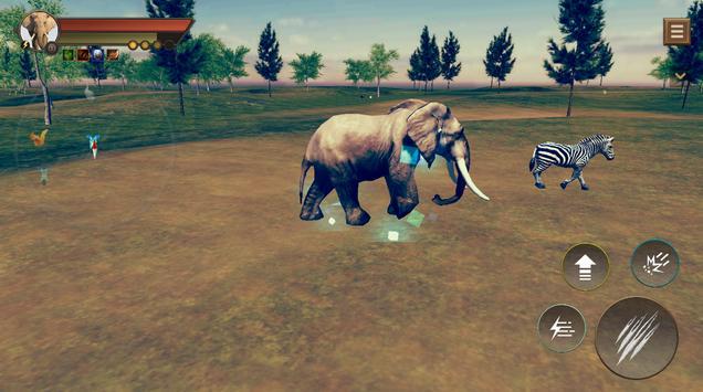 Wild Elephant Survival Adventure poster