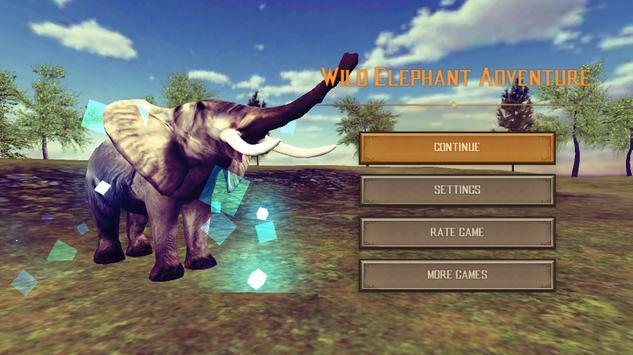 Wild Elephant Survival Adventure screenshot 7
