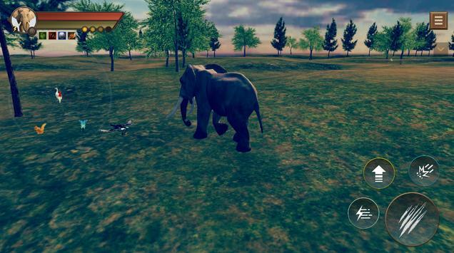 Wild Elephant Survival Adventure screenshot 5