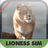 Lioness Survival Adventure 3D icon