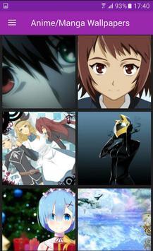 Anime Manga Wallpaper Apk Screenshot